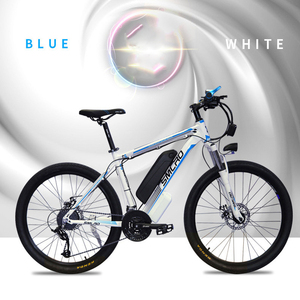 Image 3 - Smlro 48v 15A 350W 26 인치 모터 구동 전기 자전거 자전거 산악 차량 bicicleta electrica ebike