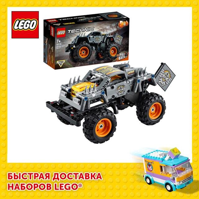 Конструктор LEGO Technic Monster Jam Max-D 1