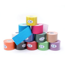 Bandage Sticker Cushion Plaster Kinesiology-Tape Adhesive First-Aid Wound 5cmx5m LLD