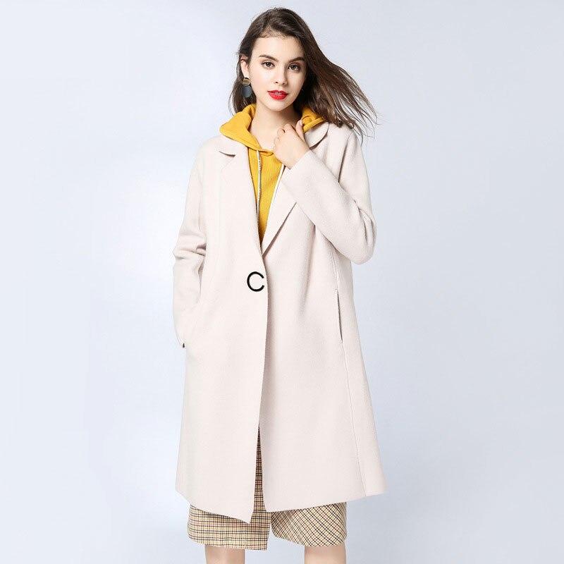 Inverno personalizado maternidade wear hoodie grosso para mulher grávida lapela casaco de lã feminino casaco longo blusão lã