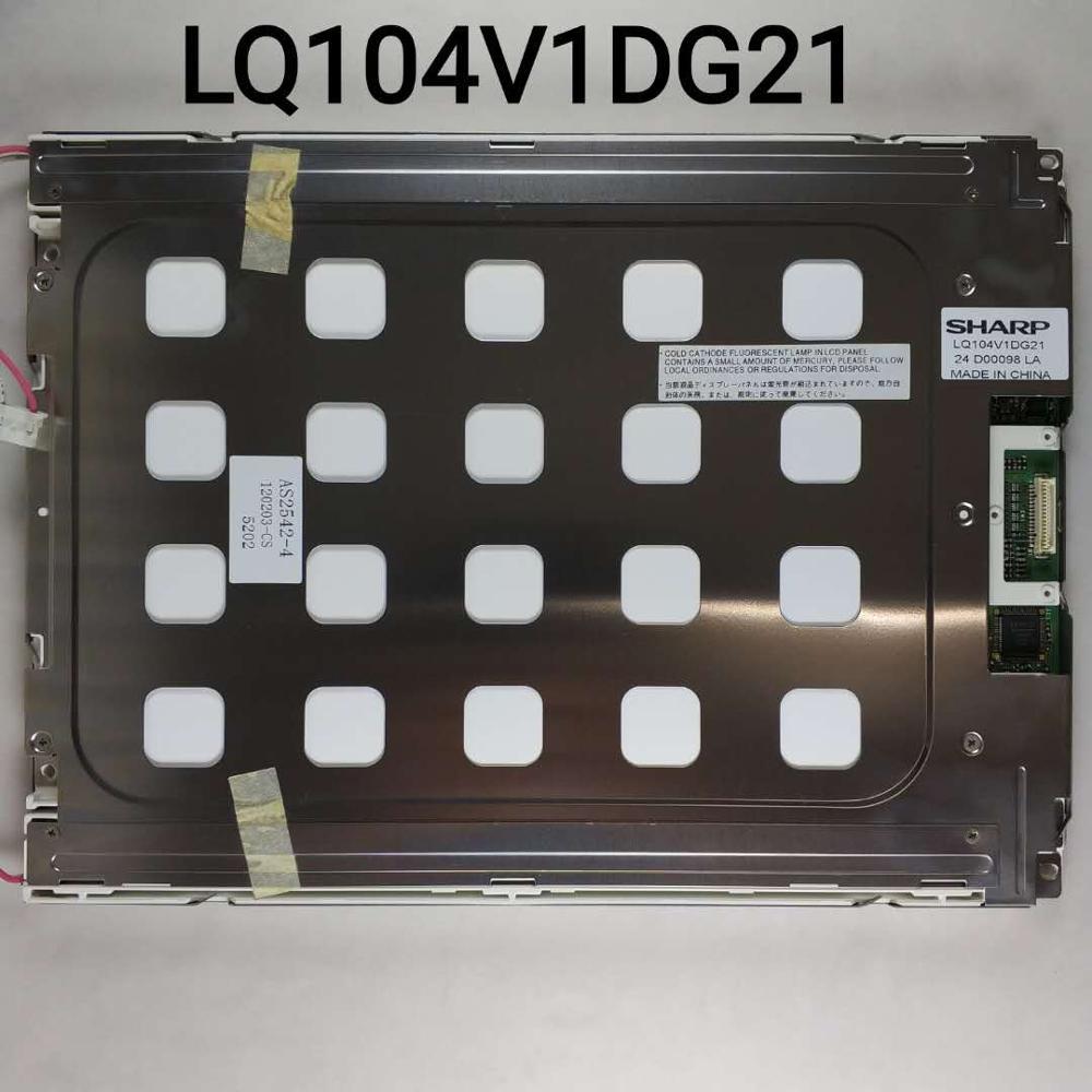 "10.4/"" inch LQ104V1DG21 Industrial LCD display screen For SHARP LCD panel 640*480"
