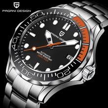 Новинка 2020 мужские часы pagani design 007 брендовые роскошные