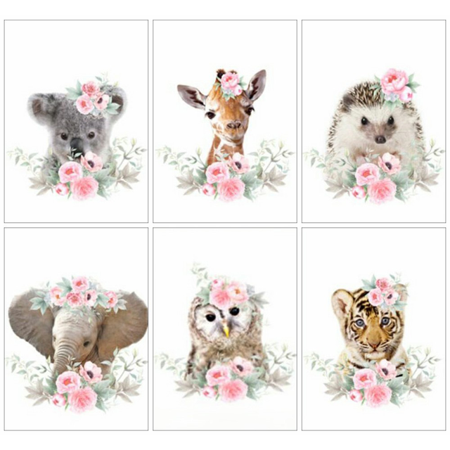 Broderie Diamant Animaux d'Amour
