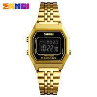 Marke SKMEI G Digitale Männer Uhr Luxus Shock herren Sport Armbanduhr Mode Stoppuhr Elektronische Uhren Für Herren Alarm Uhr