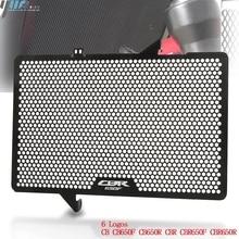 Para Honda CB650F CB650R CBR650F CBR650R 2019 2020 accesorios de motocicleta radiador Protector de rejilla protección de la parrilla