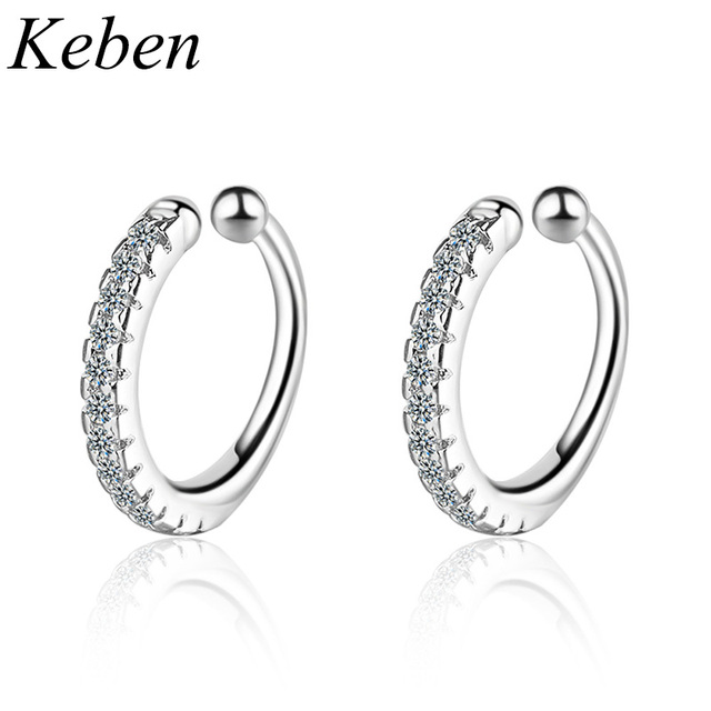 1 Pair Clip Earring Helix...