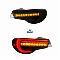 VLAND Factory accessories for Car lights for FT86 LED Taillight 2012 UP for BRZ 2013 15 back lights with moving turn signal