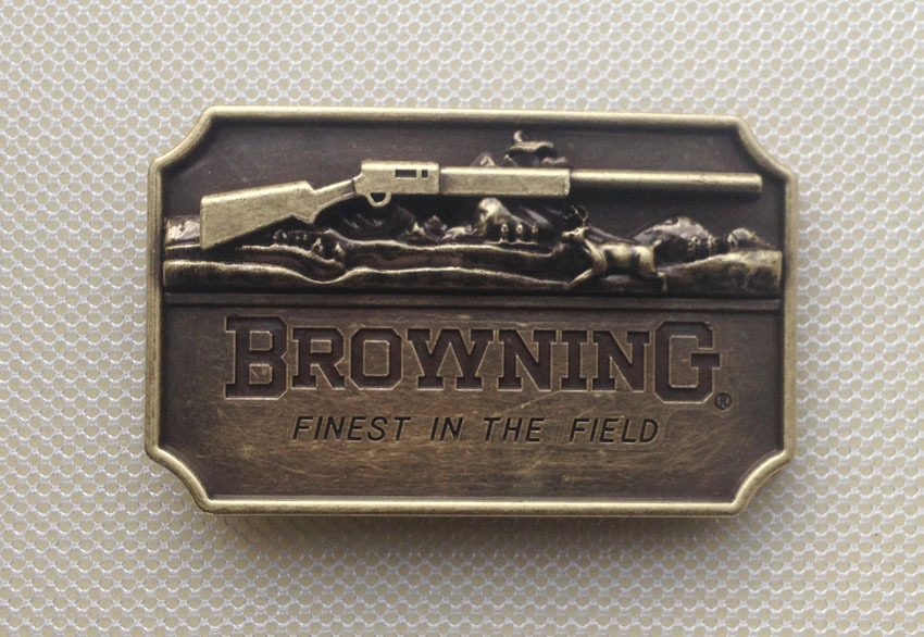 Gun Belt Buckles Metal For Man Women Browning West Buckles Metal Cowboy Belt Buckle