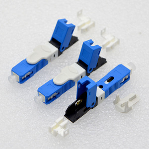 Image 5 - GONGFENG Hot Sell 50PCS NEW Optic Fiber Quick Connector FTTH SC Single Mode Fast Connector Special Wholesale