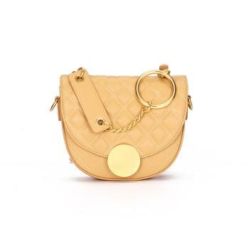 Luxury Handbags Women Bags Designer Crossbody Genuine Leather Saddle Top-handle For Bolsos Mujer Woman Beach Summer Female Bag