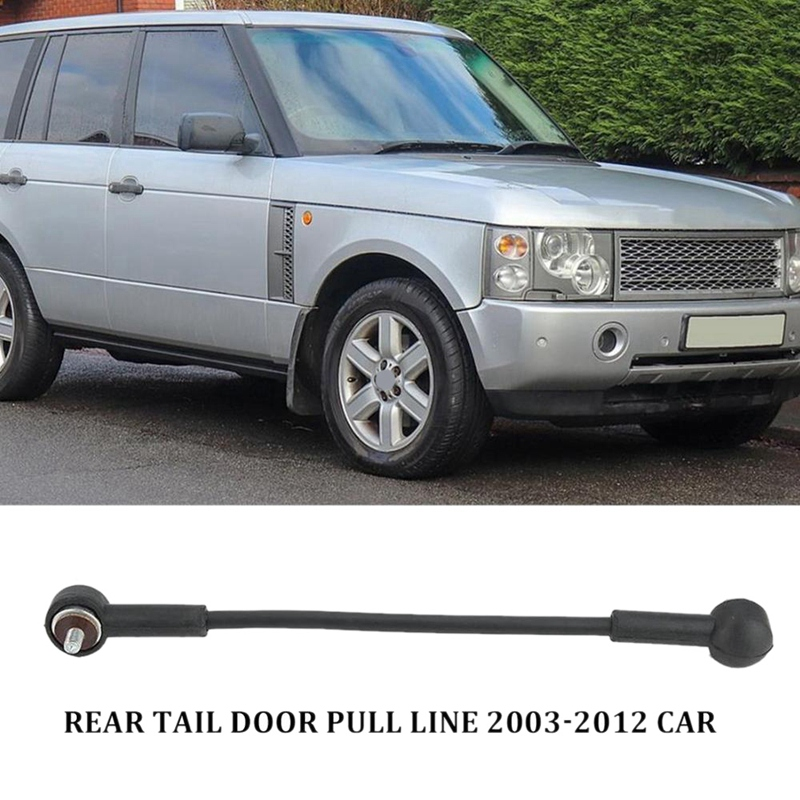 REAR LOWER TAILGATE CABLE STRAP LH UPTO 2010 LR038051 BM RANGE ROVER L322