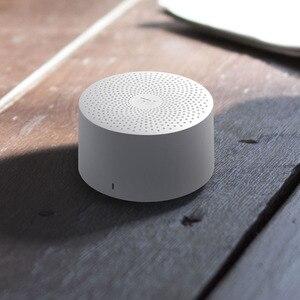 Image 2 - أحدث إصدار من مكبر الصوت اللاسلكي المحمول من شاومي AI ، سماعة بلوتوث ذكية تحكم في الصوت بدون استخدام الأيدي