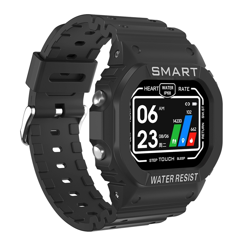 K16 Smart Watch 1.14 Inch IP68 Sport Smartwatch For Android IOS