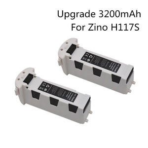 11.4V 3200mah Battery For Hubsan ZINO /ZINO PRO Battery Drone Spare Parts Accessories for ZINO H117S 4K Foldadle HD FPV Dron
