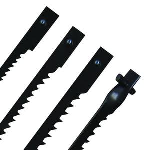 """Image 4 - TASP cuchillas de Sierra de calar de 4 """"y 105mm, cuchillas de corte de madera para motosierra Dremel, 48 Uds."""