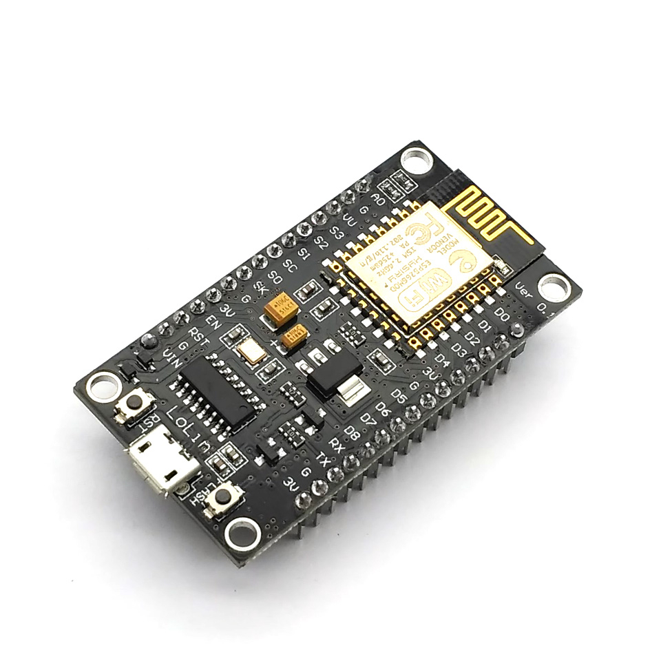 Wireless Module NodeMcu V3 Lua WIFI Internet Of Things Development Board ESP8266 With Pcb Antenna And Usb Port ESP-12E CH340