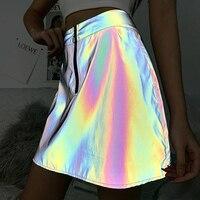 Светоотражающая юбка  #2