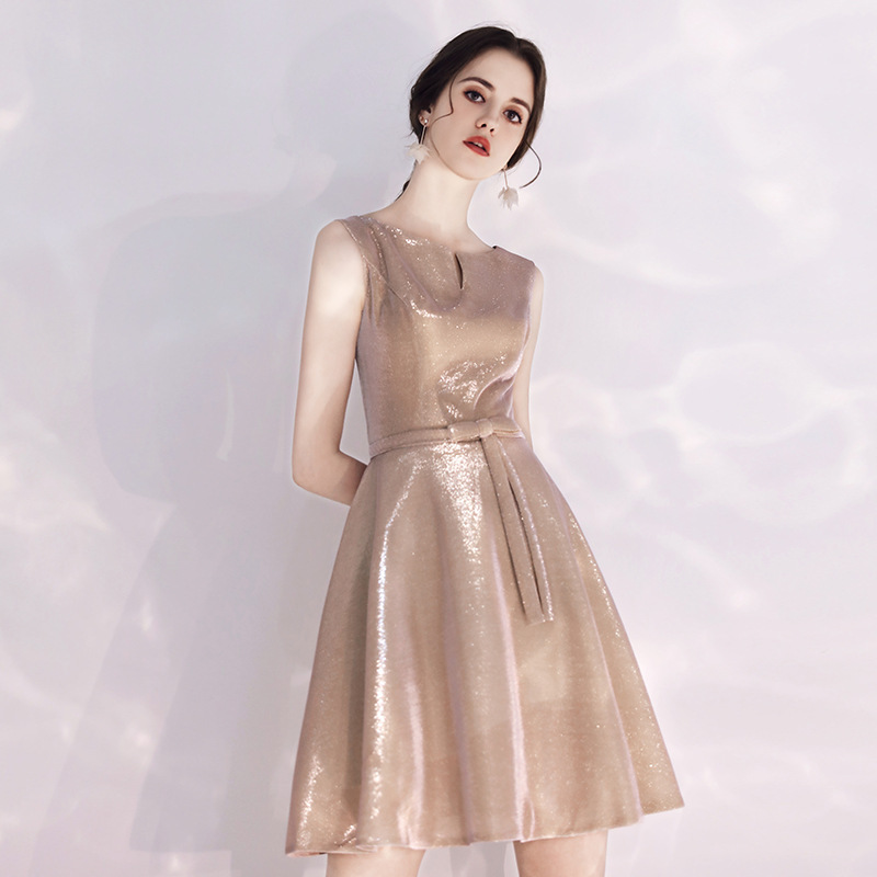 Celebrity Dresses To Show Thin Female Brief Paragraph Dress Party Socialite French Noble Qualities Is Simple And Easy In Winter