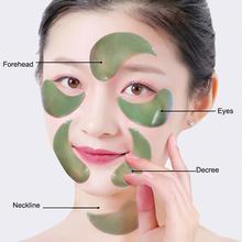 Eye-Mask Tightening Seaweed Moisturizing And Green of 60pieces Dark-Lifting-Lines Diminishing-Fine-Circles