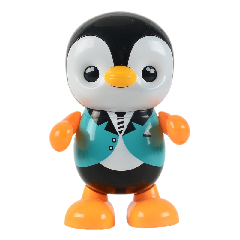 Educational Toys Electronic Dance Cute Penguins Early Learning Educational Toys For Kids