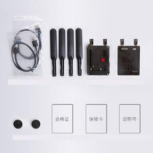 Image 3 - Feidu fwt 200pro 4 18kデュアルhdmiワイヤレス伝送 2106 30 60hzのhd画像ビデオキヤノン、ソニーのデジタルカメラpk hollyland