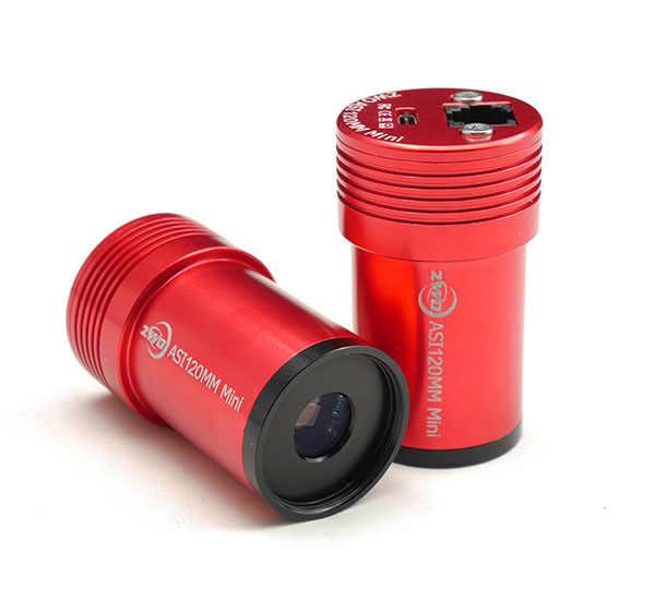 Монохромная CMOS-камера ZWO asi120мм Mini (mono) USB 2,0 для планетарной съемки и навигации ASI 120 мм ASI 120 мм Mini ASI120 мм
