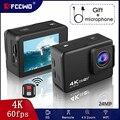 H10 EIS Противоударная Экшн-камера Ultra HD 4K / 60fps WiFi 2,0