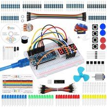 Keywish Strater Kit for Arduino Nano Project with Servo Motor Jumper Wire Detailed Tutorial for Arduino UNO Mega 2560