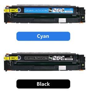 Image 3 - متوافقة ل HP خرطوشة حبر 410A CF410A CF410 CF411A CF412A CF413A اللون يزر برو M452dn/M477fdw