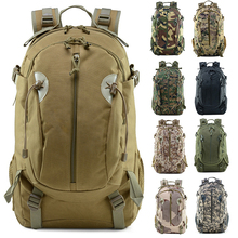 900D Waterproof Military Tactical Assault Molle Pack Backpack Army Rucksack Outdoor Sport Bags Hiking Camping Hunting Backpack 45l molle military tactical assault pack backpack army molle waterproof bug out bag small rucksack for outdoor hiking camping