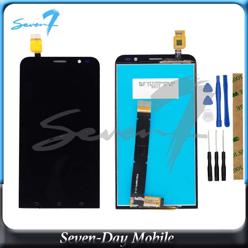 LCD Display Digitizer Touch Panel For <font><b>Asus</b></font> ZenFone Go TV TD-LTE ZB551KL <font><b>X013D</b></font> LCD Assembly image