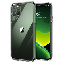 For iPhone 11 Pro Max Case 6.5 inch (2019 Release) i Blason Halo Series Scratch Resistant TPU Bumper + Clear Back Cover Case