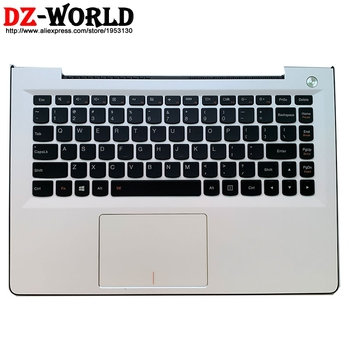 Palmrest Upper Case With US English Backlit Keyboard Touchpad for Lenovo U31-70 Ideapad 500S-13ISK 300S-13ISK C Cover 5CB0J30905