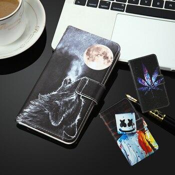 Перейти на Алиэкспресс и купить Для Tecno Camon i Sky 3 POP 2S Spark 3 Pro 16 + 2 16 + 1 TP-Link Neffos C7s X20 Pro C7 Lite Флип Бумажник кожаный чехол для телефона