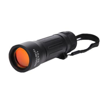 10x25 Mini Pocket Monocular Telescope Zoom Theatrical Binoculars Eyepiece Portable For Hunting Camping Compact Rifle