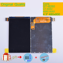 ORIGINAL LCD For Samsung Galaxy Core GT 8260 8262 i8262 i8260 GT-I8260 Display Screen Replacement