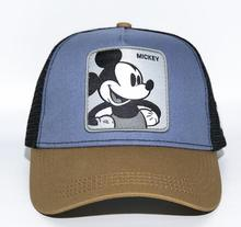 New cartoon mickey cute kids boys lovely Fashion Sun Hat Casual Cosplay Baseball Cap Mesh Hat children party gifts cheap Polyester L001 Baseball Caps
