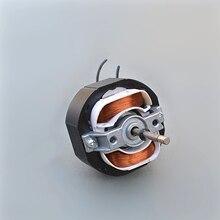 Profesyonel egzoz fanı mikro kalkanı asenkron Motor yedek Fan motoru ısıtıcı aksesuarları 220VAC