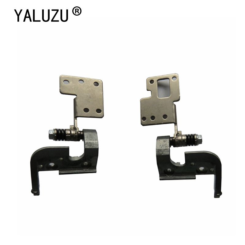 YALUZU For ASUS K52 Laptop Hinges Right+Left For K52F K52N K52J K52D A52 X52 A52J X52D X52J X52F A52JB X52J Series Laptop Lcd Hi