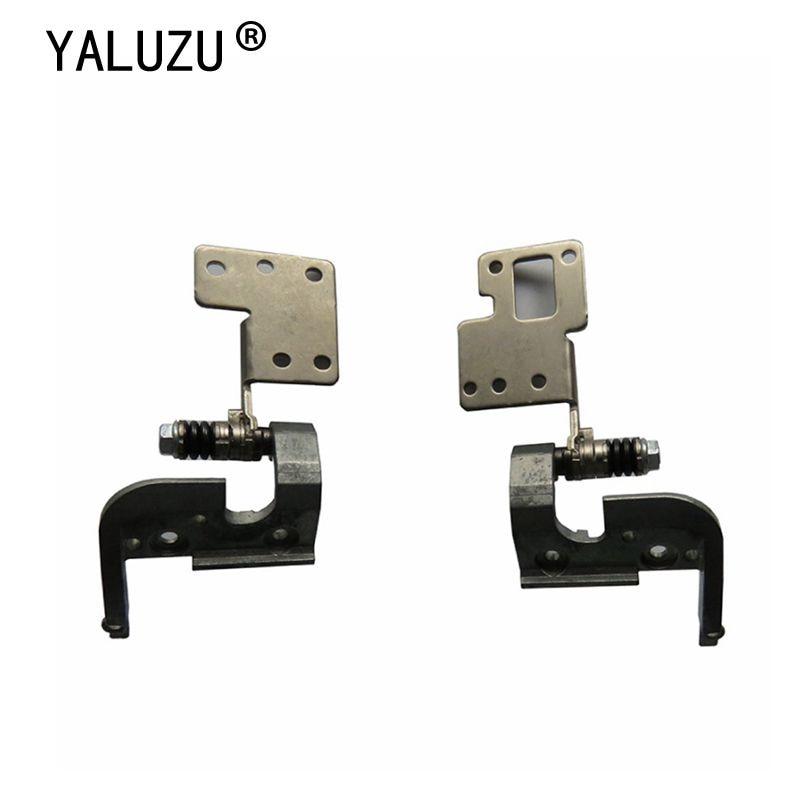 YALUZU For ASUS K52 Laptop Hinges Right+Left For K52F K52N K52J K52D A52 X52 A52J X52D X52J X52F A52JB X52J Series Laptop Lcd Hi