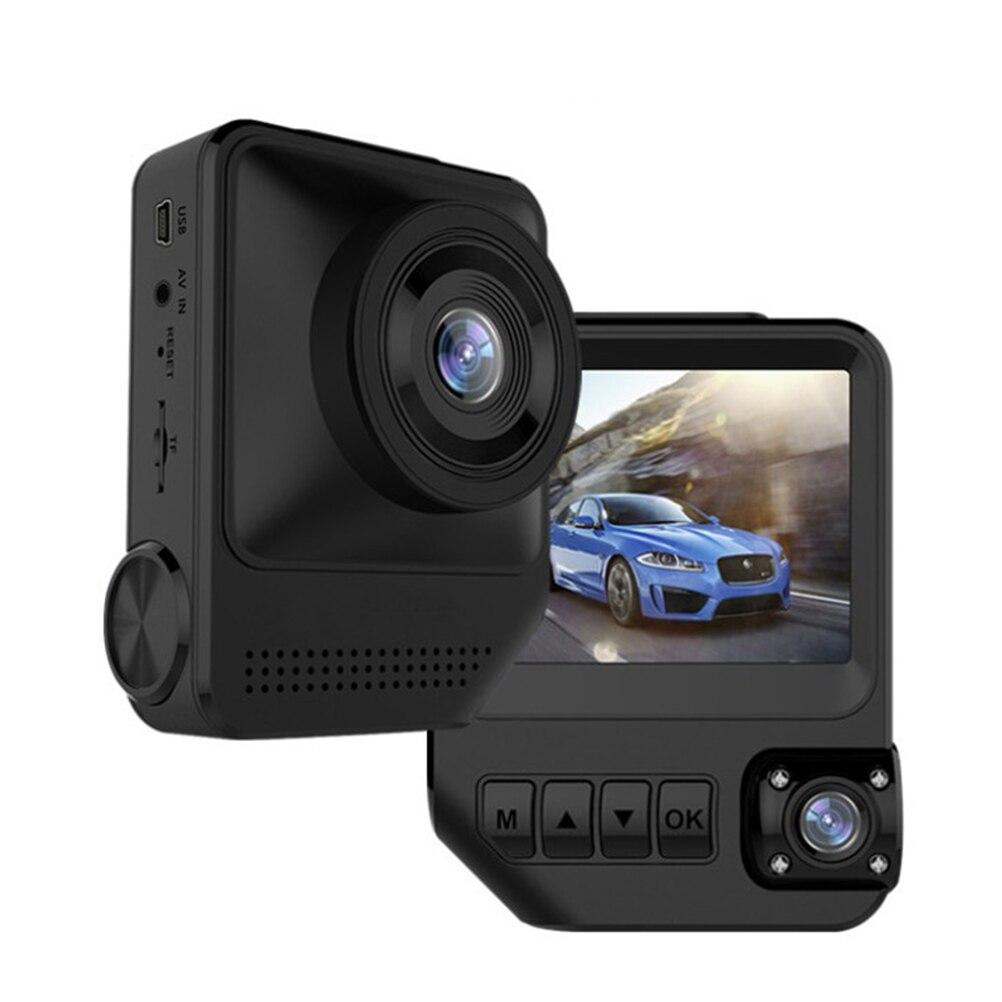 Data-Recorder Auto-Motor Vehicle Car Rear-View-Camera Dual-Lens 170-Degree 1080P Tachograph