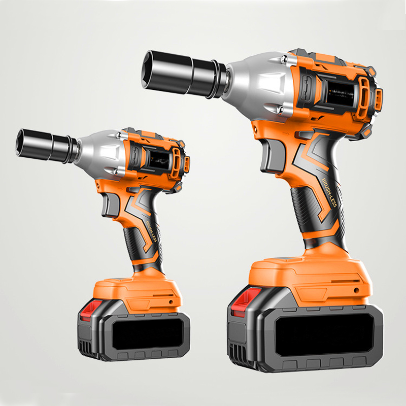 Electric Impact Wrench 580Nm…