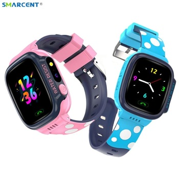K9 Children Smart Watch WIFI LBS Kids Waterproof Smartwatch SOS Baby Phone Watch Anti-lost with Camera vs Q90 Q50 Q528 image