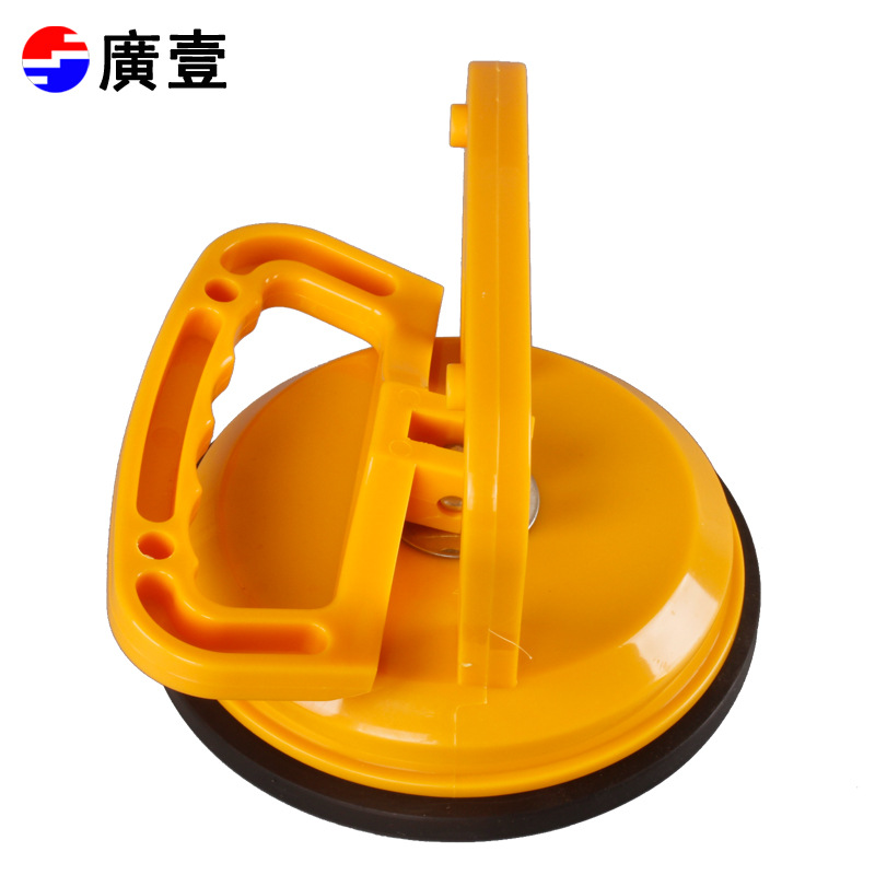 Wide Tool Plastic Single Prong Glass Sucker Tile Sucker Tool Floor Sucker
