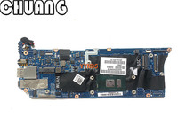 100% working FOR DELL XPS 13 9360 Laptop Motherboard 6WFFT 06WFFT CN-06WFFT LA-D841P W/ i7-7500U CPU 8GB RAM 1