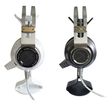 Portable Headphone Holder Stand Head Mounted Headset Desk Hook Display Shelf Bracket Support Device