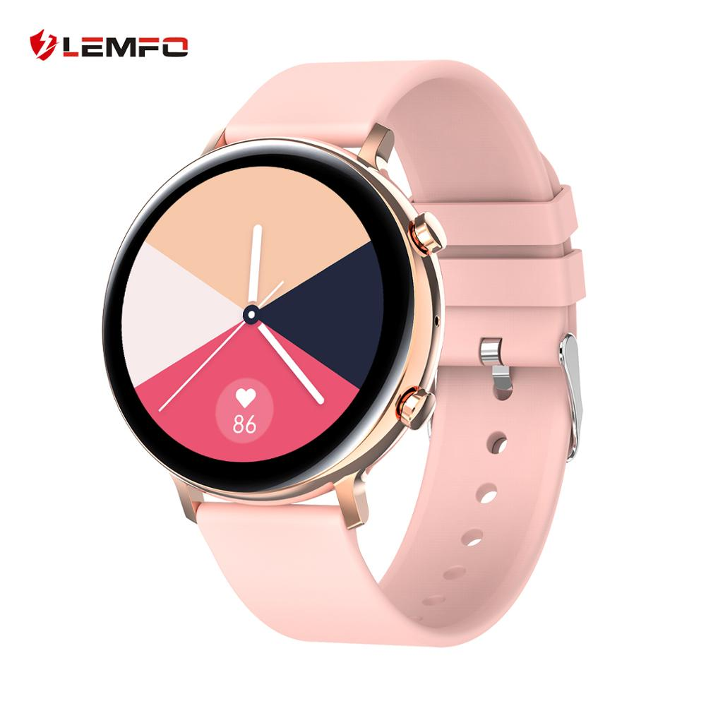 LEMFO Smart Watch Men Women HD Screen ECG+PPG Monitoring IP67 Waterproof Bluetooth Call Smartwatch for IOS Android|Smart Watches| - AliExpress