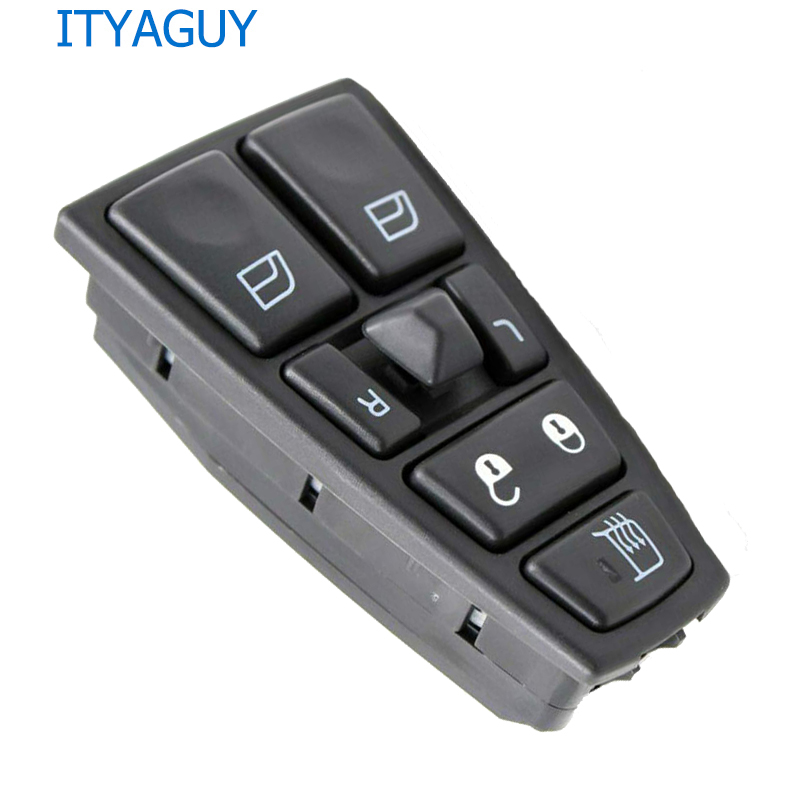 Electric Window Switch For VOLVO FH12 FM12 FM9 FH,FM,VNL 20752918 20953592 20455317 20452017 21354601 21277587 20568857 21543897