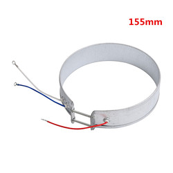 155mm 220V 700W Dünne Band Heizung für Elektrische Herd Haushalt Elektrische Geräte Teile Band Heizelement