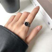 Ювелирное кольцо shamir ювелирные изделия южнокорейский контрастный